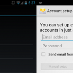How to Manually Add Email Accounts to Android Devices