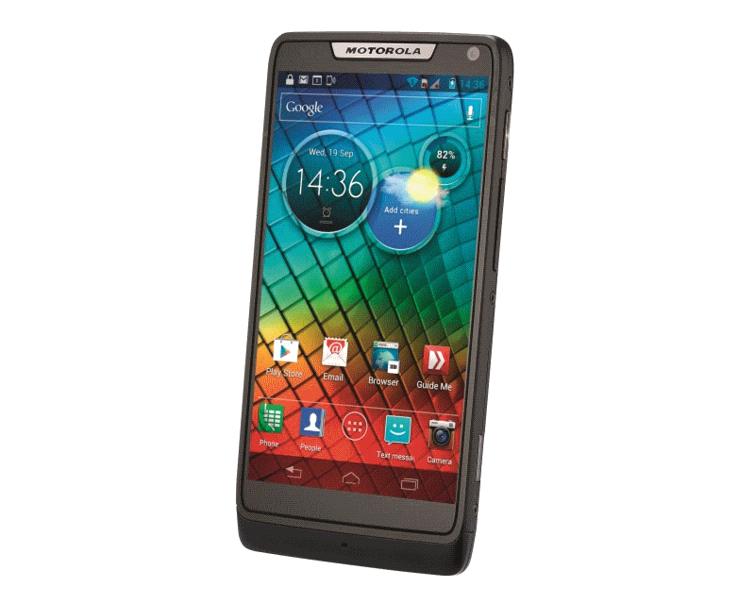 Motorola RAZR i spec