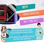 Will Smart Watches Fade Soon? See Why They May Not Last [InfoGraphics]