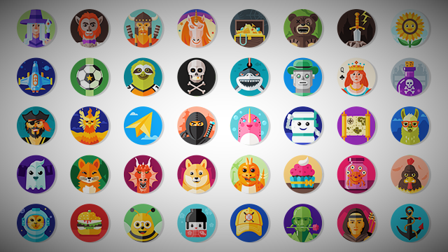 Google Games Icons
