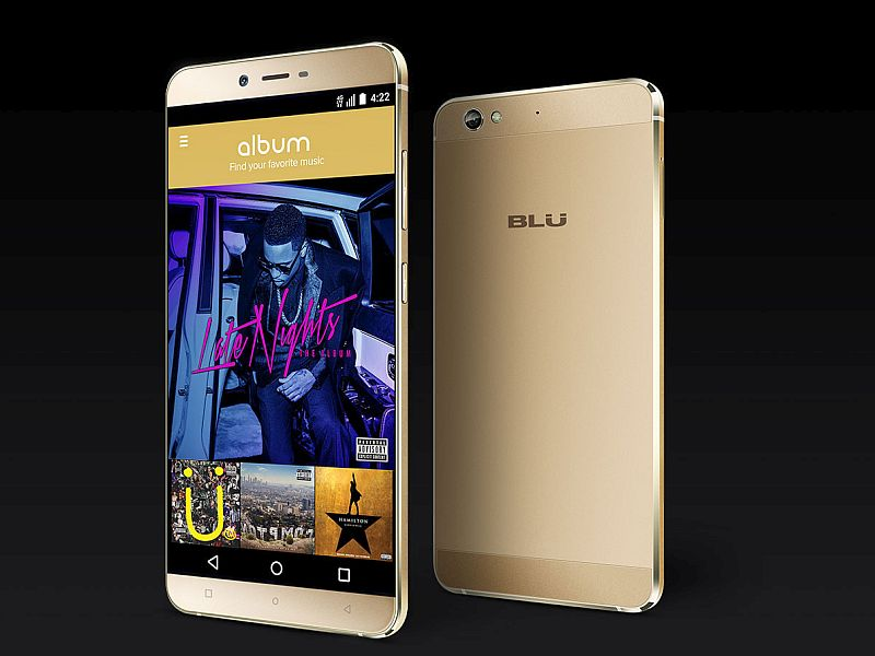 BLU Vivo 5R Phone Review