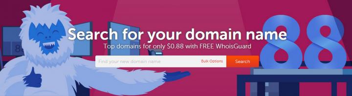 Namecheap hosting and Domain deals