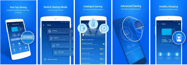 DU Battery Saving App for Android