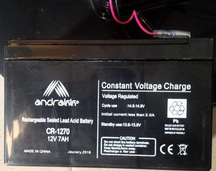 Andrakk rechargeable fan battery life review