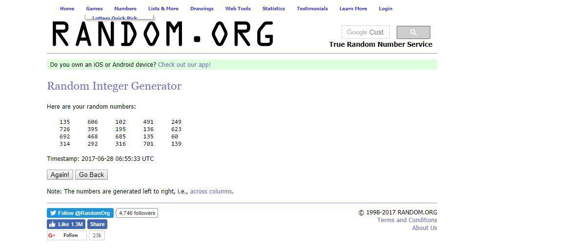 Kaspersky internet security license winners