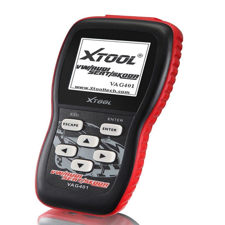 vag401 OBD2 Scanning tool from Xtool