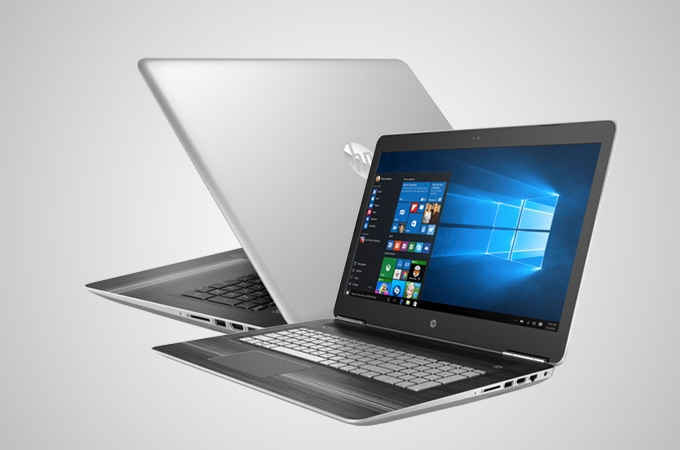 HP Pavilion Power Laptop - 17t