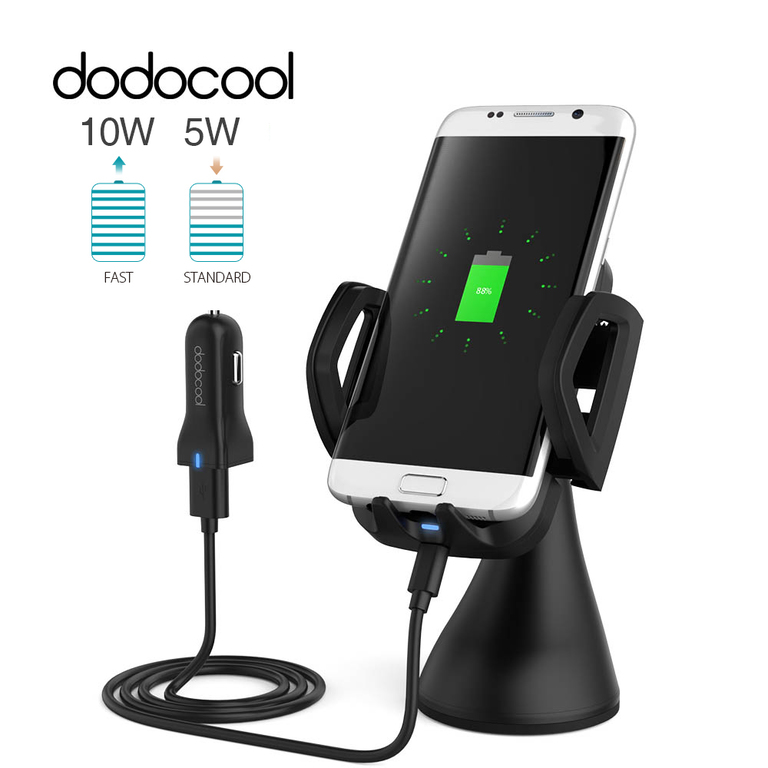 Dodocool DA92B Wireless Car Charger
