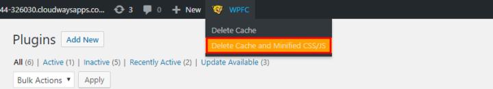 WPFC configurations
