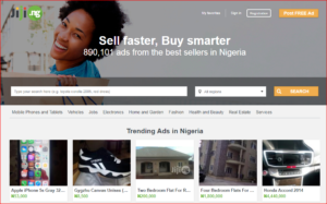 e63e0b87af2 Jiji is one of the largest and most used online platform for buying and  selling products (mostly used) in Nigeria. It serves a mass-market  clientele.