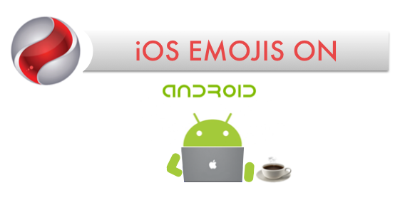 how to get emojis to appear on android