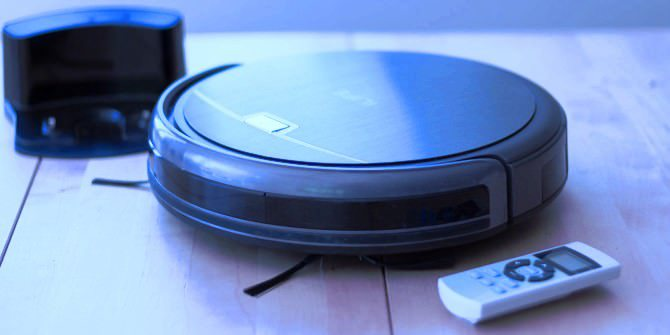 ILIFE A4 Robot Cleaner