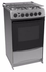 Polystar POLYSTAR GAS COOKER, 4 GAS BURNER WITH GAS OVEN AND GRILL