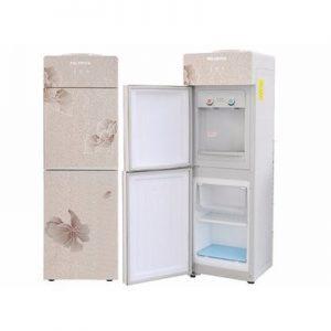 Polystar Water Dispenser with Fridge and Freezer