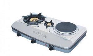 Polystar table top gas cooker