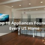 Electronic Appliances Found In US Homes