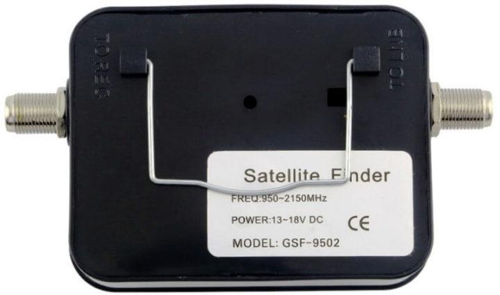 OCDAY FTA Satellite TV Signal Receiver & Finder
