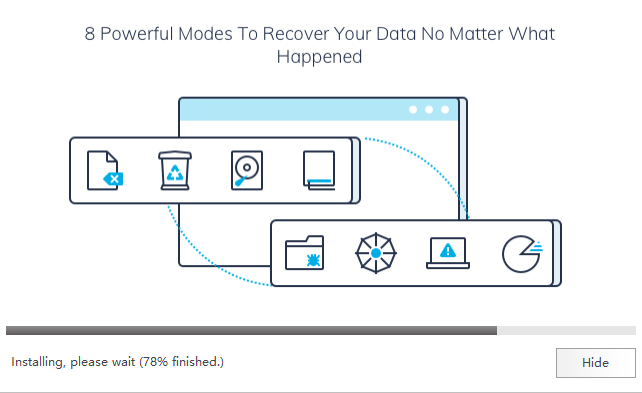 recoverit data recovery software tutorial