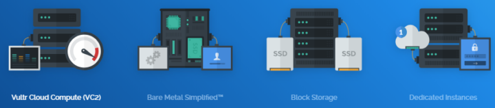 Vultr cloud ssd VPS hosting review