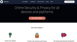 Betternet VPN Review