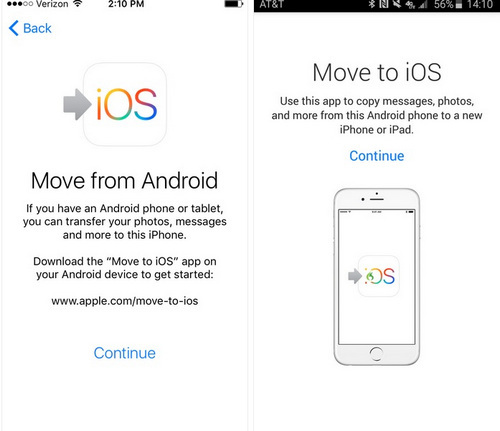 Move to iOS App review 2019