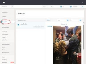 mspy snapchat spy app for smartphones