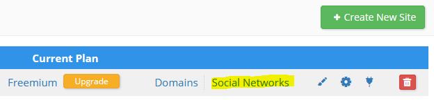 social login setup for smf
