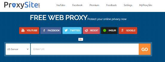 Free Gmail Proxy services