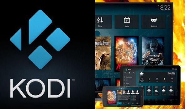 Kodi IPTV App