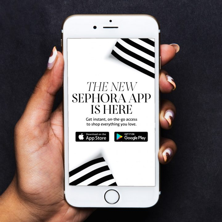 Sephora Fashion App