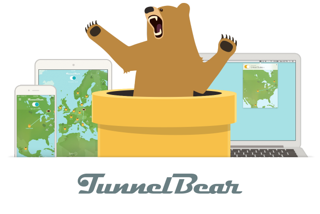 Tunnel bear free vpn