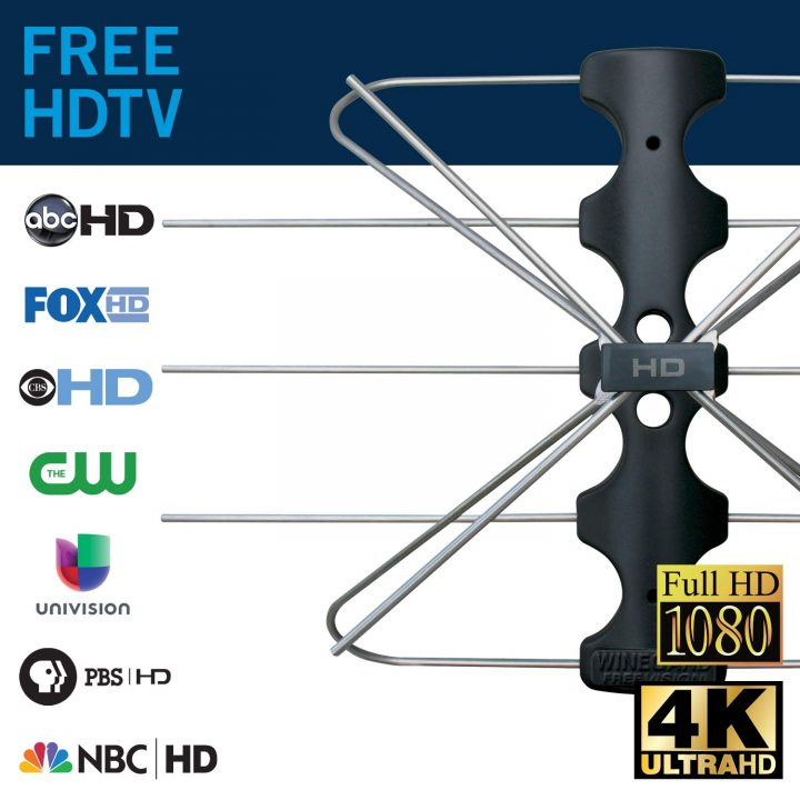 Winegard FreeVision FV-30BB Digital HDTV Antenna