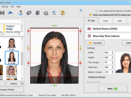 AMS Passport Photo Maker Software Review