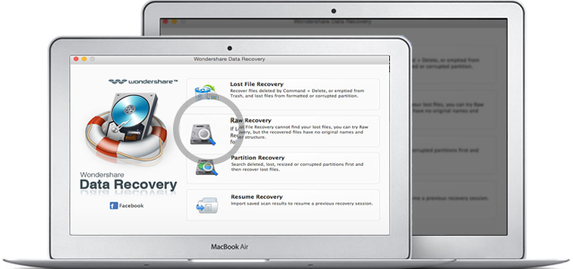 Mac data recovery app from Wondershare Inc. review
