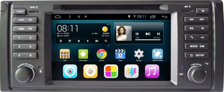 android 5.1 dvd/tv player for cars