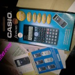 Casio fx-991MS Scientific Calculator