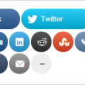 Mashshare social media plugin for wordpress