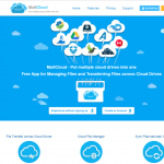 MultCloud 4.x Review: Combines Multiple Cloud Drives into One