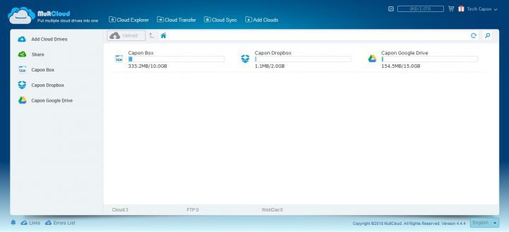Latest Review of MultCloud Explorer