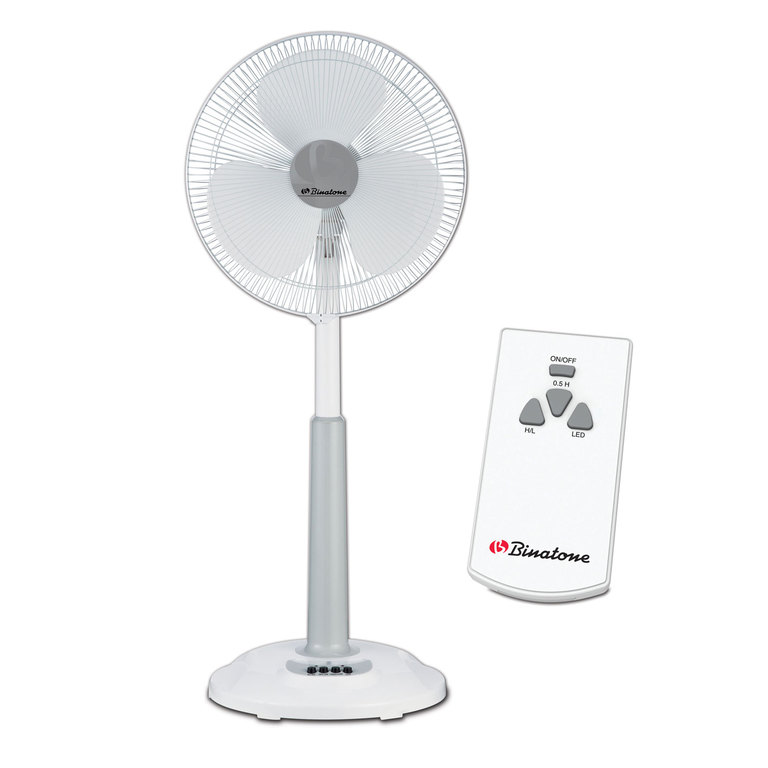 Binatone RSF-1602R Rechargeable Stand Fan