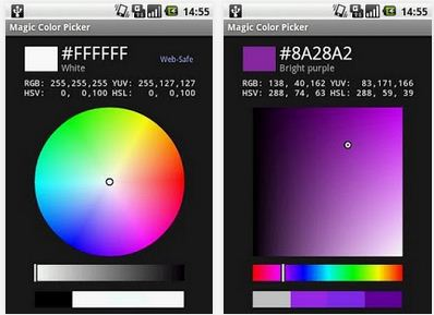 Magic Color Picker