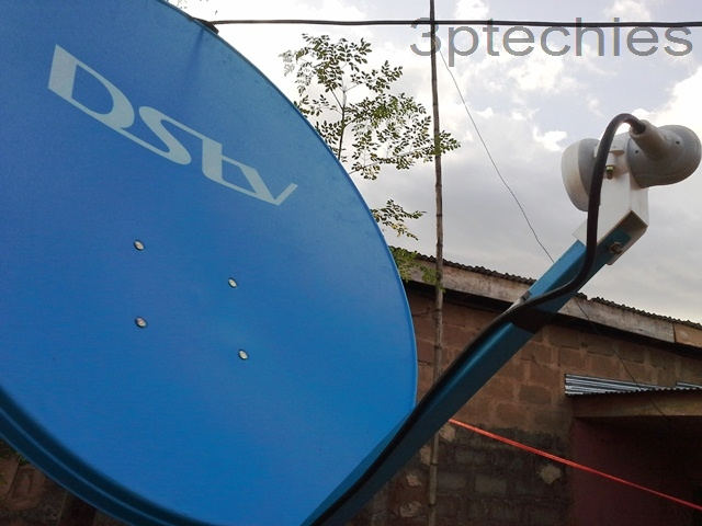 How To Install A Satellite Dish For Dstv Mytv Etc Yourself