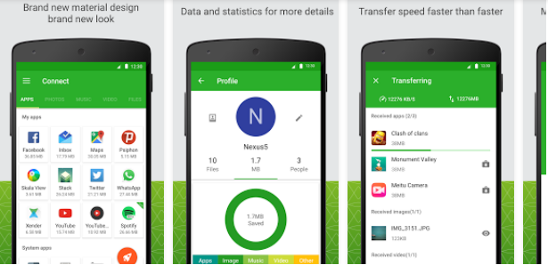 Download Latest Flash Share APK for Android, iPhone, PC & BB10