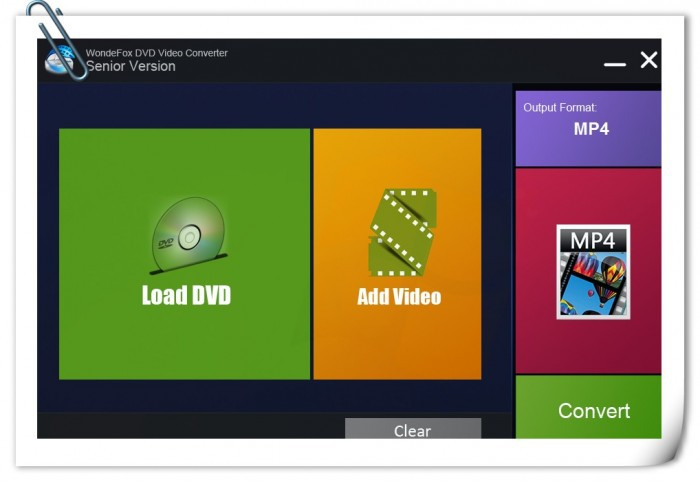 Donwload Wonderfox Video Converter Software Download