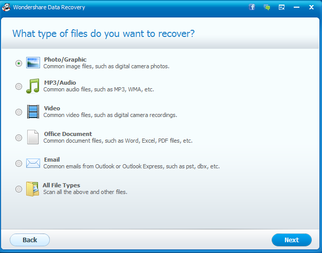 wondershare file recovery software tutorials