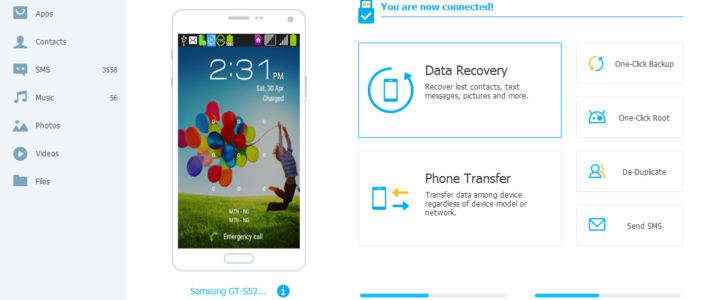 wondershare mobilego review