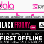Yudala Upsets Konga, Jumia: Goes Offline with its Black Friday Deals