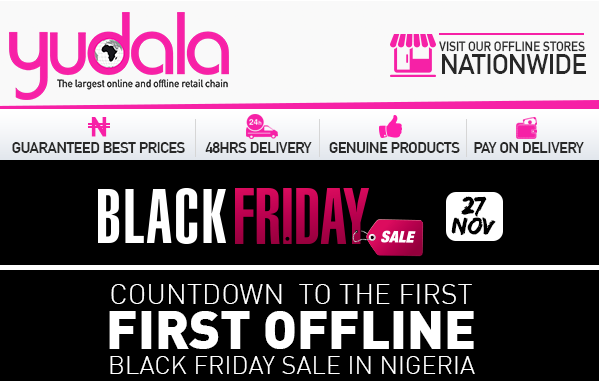 yudala black friday deals